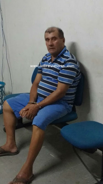 Cariré-CE: Homem embriagado é preso após atropelar policial da PRE ao furar uma Blitz