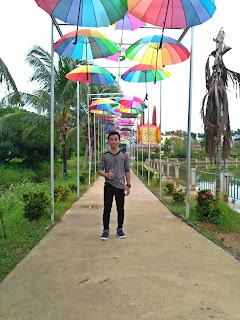 Liburan Ke Taman Cinta Waterboom Pajintan Gunung Poteng Singkawang Timur - saifullah.id