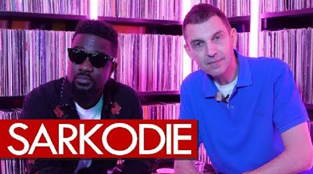 Not having sex with Tracy for a month was challenging – Sarkodie [Watch Full Video]