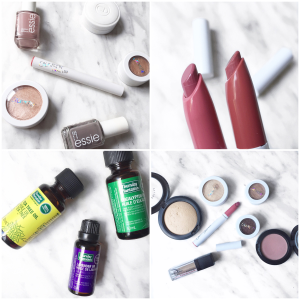 bbloggers, bbloggersca, canadian beauty bloggers, essie, instamonth, essential oils, thursday plantation, colourpop, cami, contempo