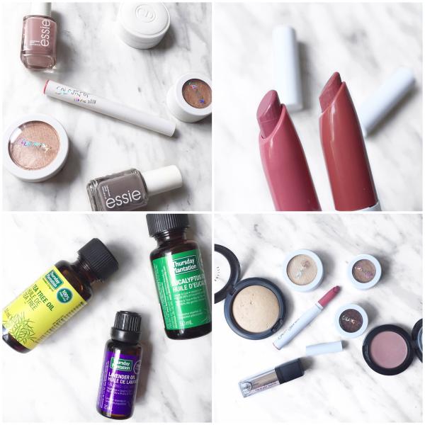 bbloggers, bbloggersca, canadian beauty bloggers, essie, instamonth, essential oils, thursday plantation, colourpop, cami, contempo