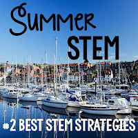 Summer STEM Series Post #2- This one is all about a few best practices or strategies that will get you going with your STEM class or any specialist class!