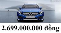 Đánh giá xe Mercedes C300 Coupe 2017