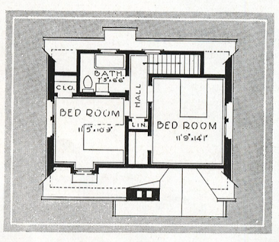sears catalog randolph floor plan