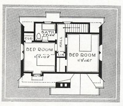 sears catalog randolph floor plan