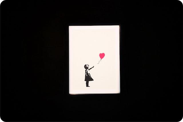 i bambini nelle opere di Banksy