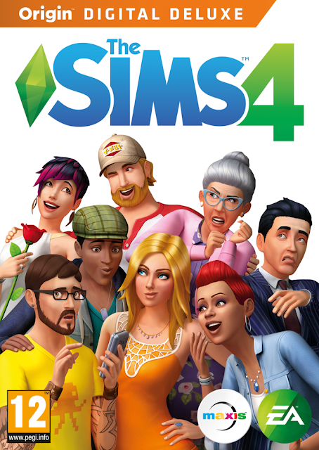 Descargar The Sims 4: Deluxe + Vampiros + Todas las Expansiones [PC] [Español] [Full] [1-Link] [ISO] Gratis [MEGA-Torrent]