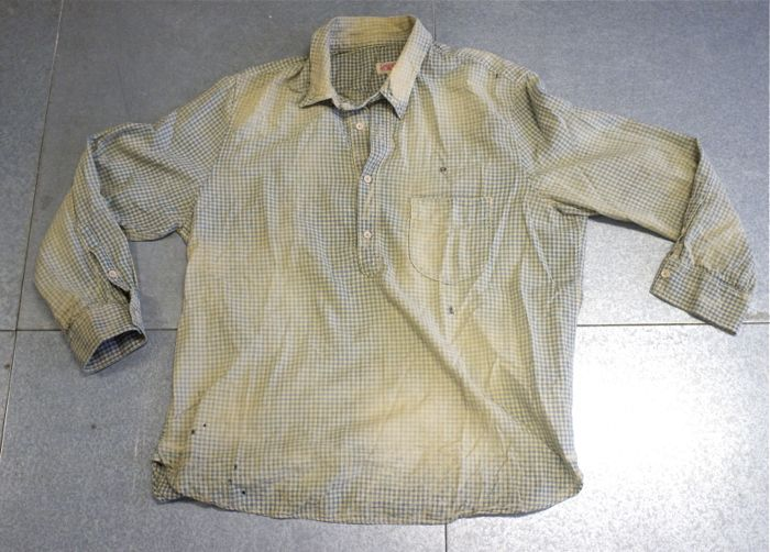 96b13ded Several items are straightforward reintroductions of items we've seen in  previous LVC ranges, like this pair of Lot 66 1920s Bib Overalls.
