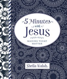 5 Minutes with Jesus (Book Review)