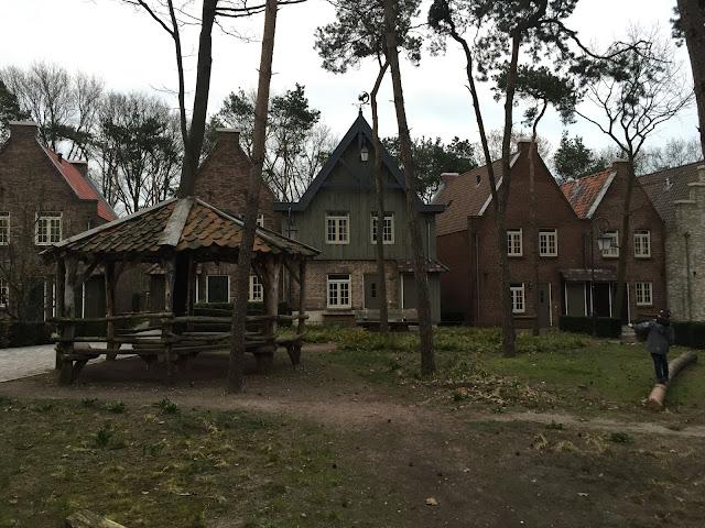 schlafen wir im märchenwald in Bosrijk