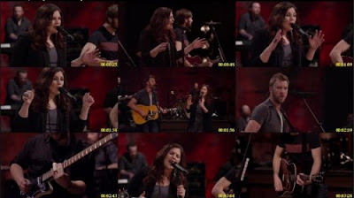 Lady Antebellum - Get To Me (Acoustic) - HD 1080p Free Music Video Download