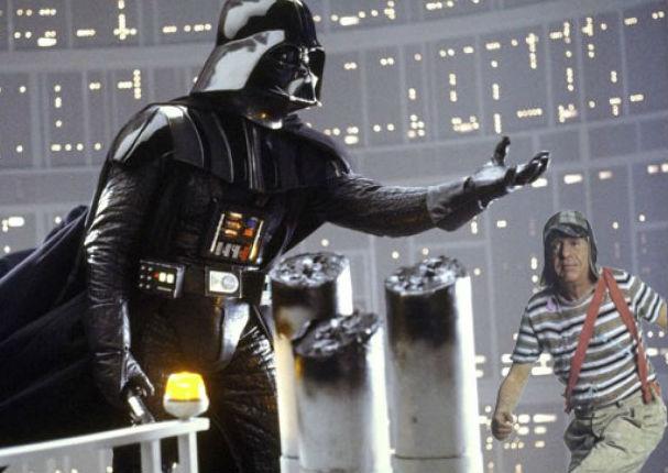 Cómo sería el Chavo del 8 al estilo de Star Wars
