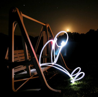 Tempat Keren untuk Light Painting Melukis Cahaya