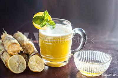 Benefits of Sugarcane Juice