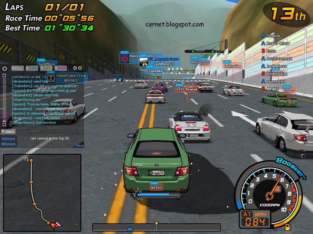 Download Game City Racing For Laptop