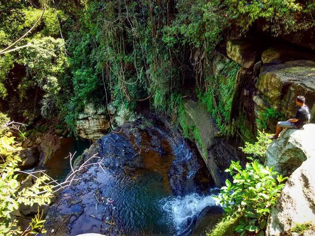 Sudut lain yang ada di Coban Nirwana. Foto: matajatim.com