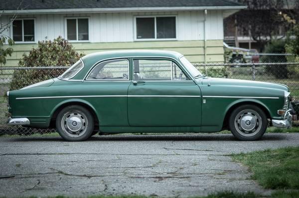 1967 Volvo 122S Amazon Coupe | Auto Restorationice