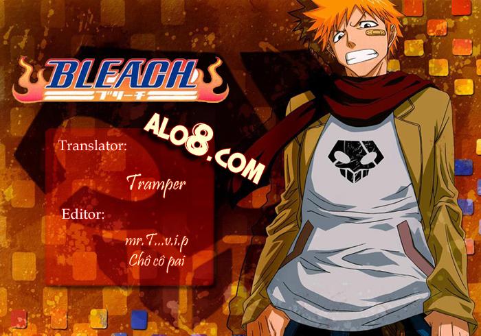 Bleach chapter 450 trang 1