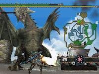 Monster Hunter Freedom United PSP on Android Apk Terbaru