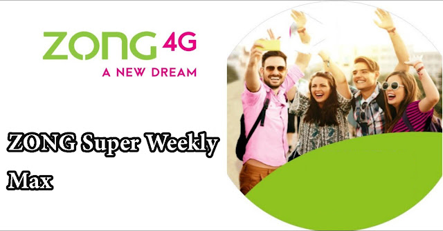 zong interent packages