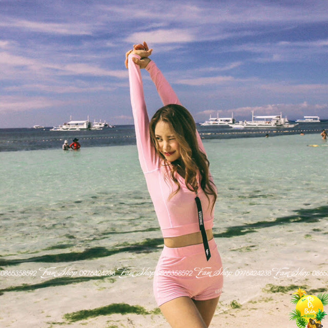 Cua hang ban bikini tai Phuc Tho