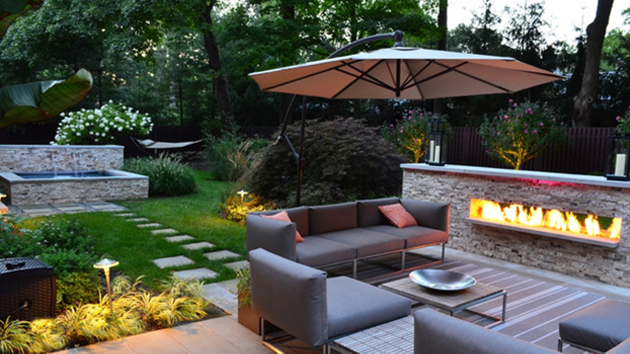 backyard design landscaping lovethislifeomnimedia