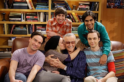 Stan Lee TBBT The Big Bang Theory
