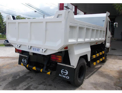 xe tải Hino FC