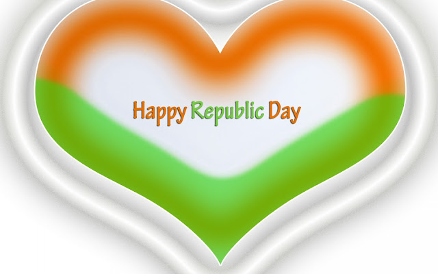 Republic Day love Whatsapp Status DP Images Facebook Hike Sticker Timeline