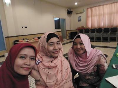 Pelatihan Ngeblog BBPOM Semarang