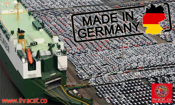 germany export, germany import