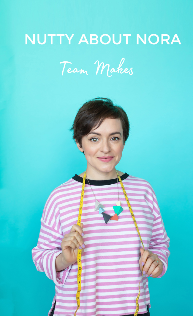 Nora Sewing Pattern - Tilly and the Buttons - Team Makes