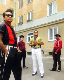 The Hydrant Garap Klip Terbaru Saat Tour Ke Eropa
