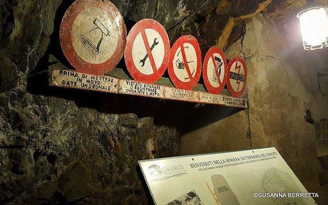 Miniera del Monte Calamita
