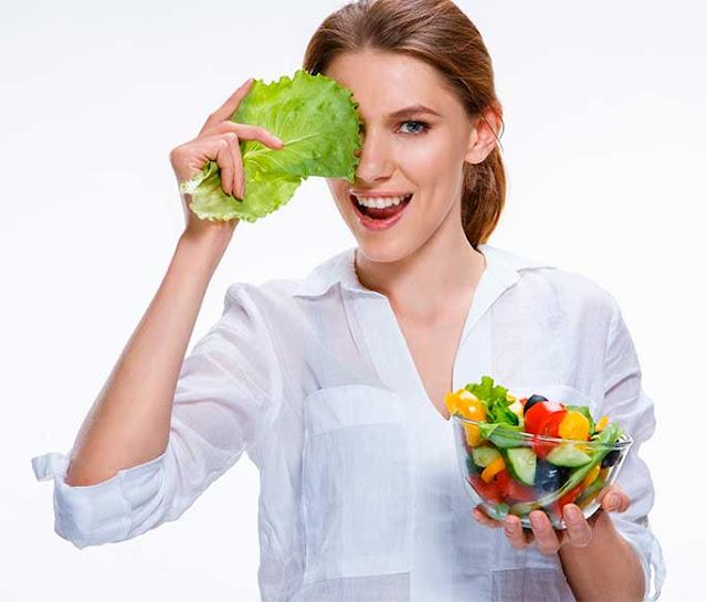 Alimentación con fibra para problemas digestivos