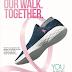 Skechers se une a la lucha contra el cáncer con su nueva línea YOU