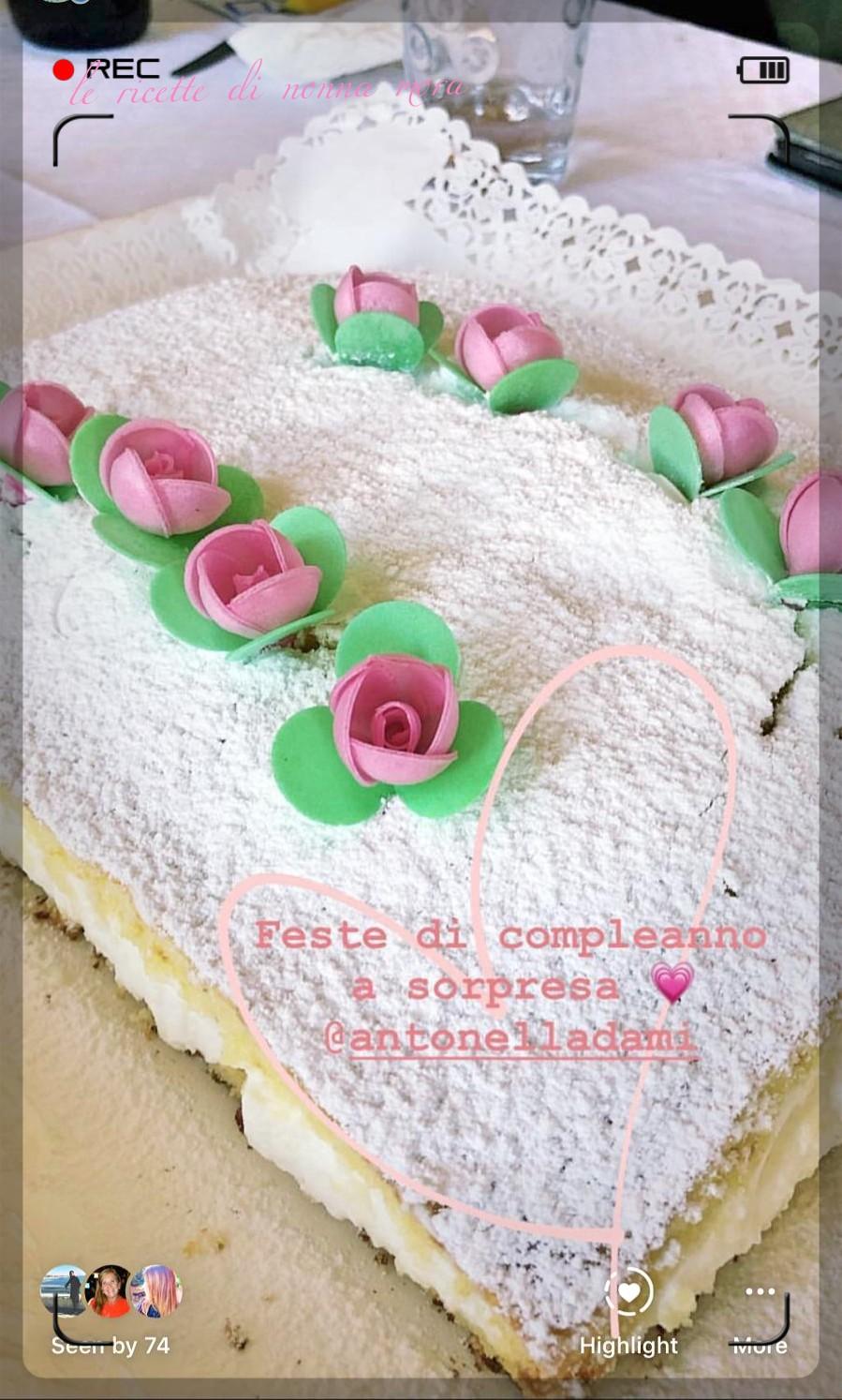 Ricetta Torta Kinder Paradiso Vegan.Torta Kinder Paradiso Vestita A Festa Torta Kinder Paradiso