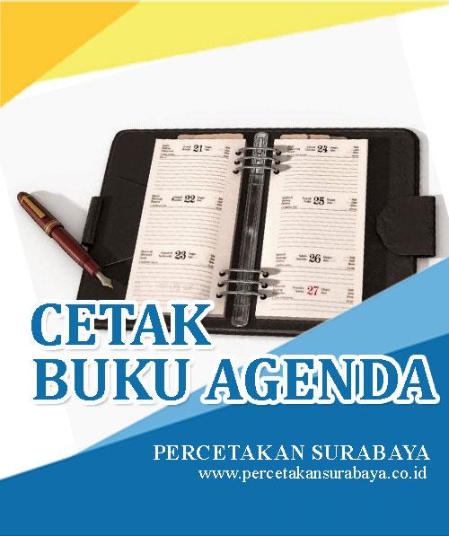 Cetak Buku Agenda
