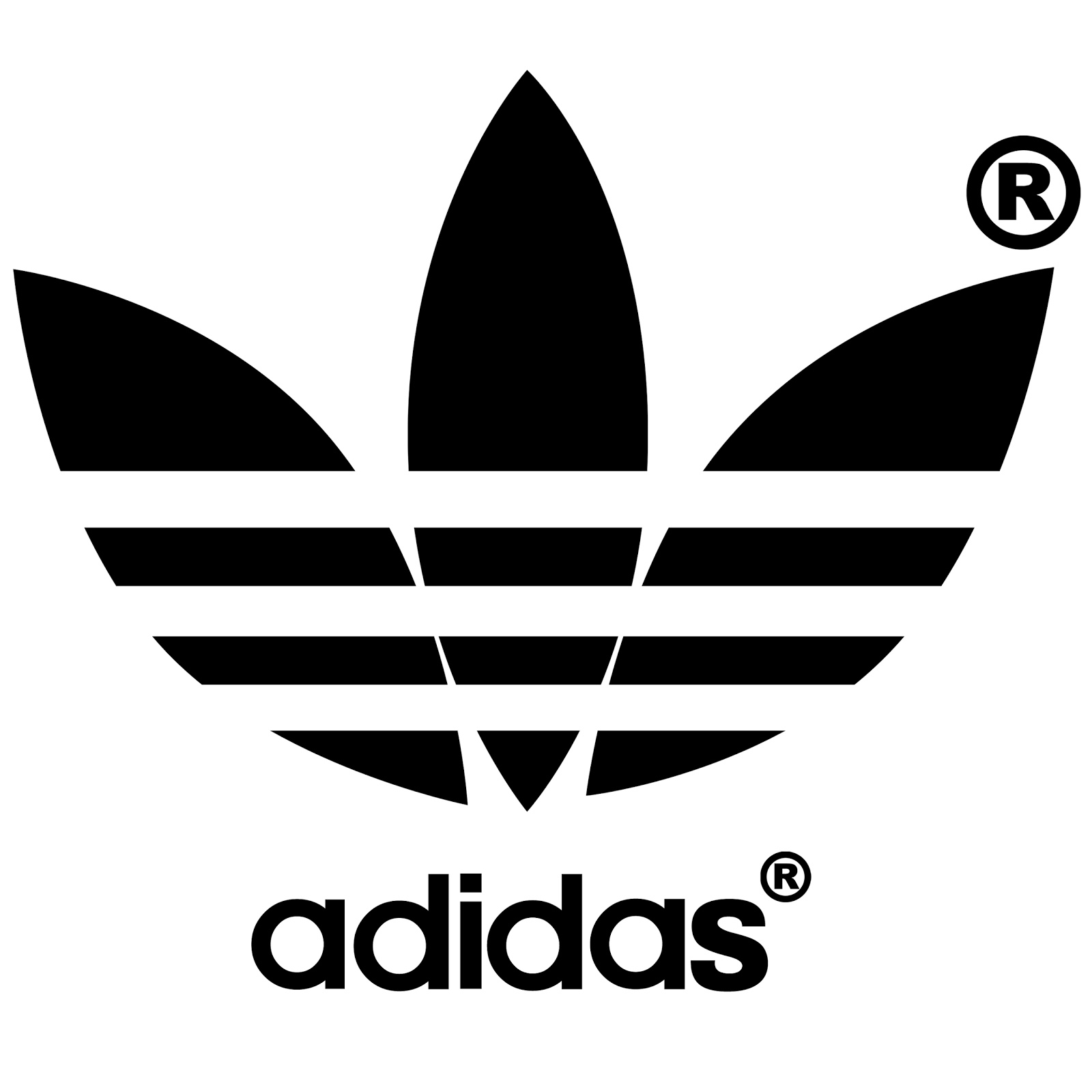 NADIA Art Logo: Adidas Logo