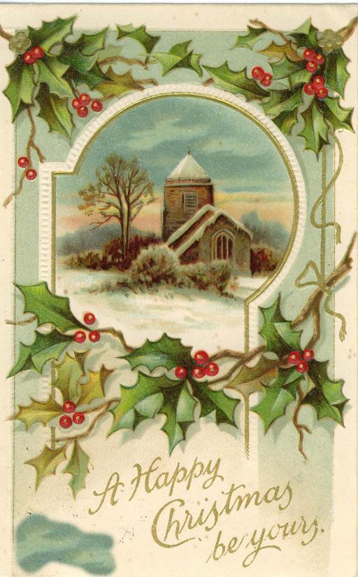 Antiche Immagini Di Natale.Dituttounpo Antiche Cartoline Di Natale