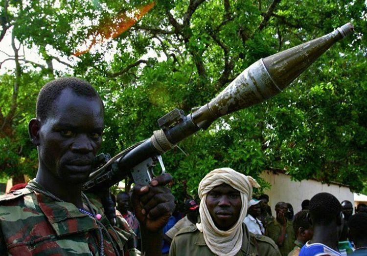 Seleka terör örgütü ülkedeki en güçlü örgüt olmasa da ciddi eylemler gerçekleştirmiştir.