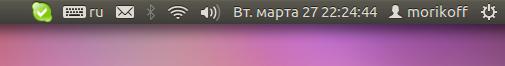1 Как сделать иконку Skype на панельке в Ubuntu 12.04 БЛОГ