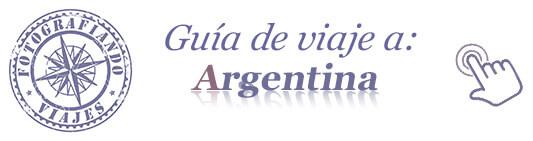 Guía de viaje a Argentina