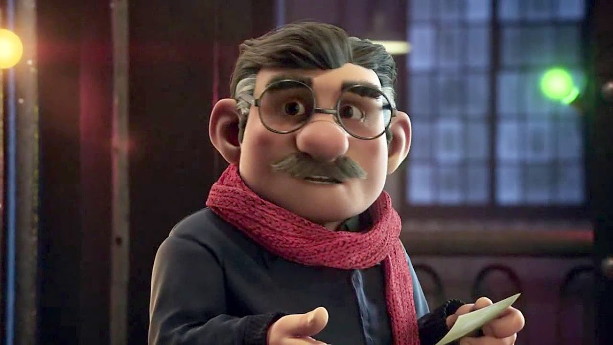 Meet Justino The Star of this Heartwarming Ad for Lottery Spain - Anuncio Lotería de Navidad 2015