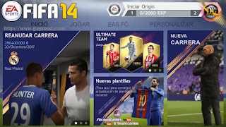 FIFA 18 Deluxe v7 (Updated) Apk + Data Obb