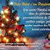 Mensagem do ex vereador Lai Barreto Feliz Natal! Um 2019 de conquistas!