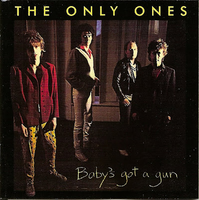 Image result for The Only Ones - Baby's got a gun