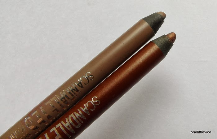 budget bargain smudgeproof long lasting eyeliner neutral day time