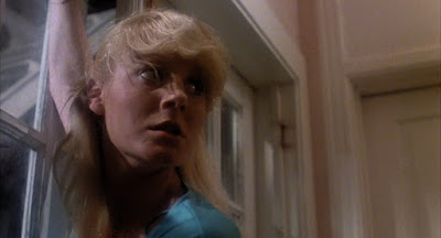 The Prowler 1981 movie still Vicky Dawson