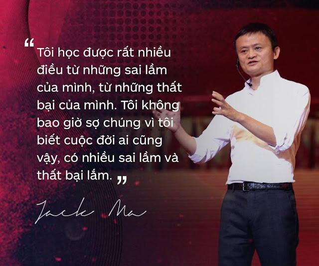 Những lời nhắn nhủ của Jack Ma với sinh viên Việt Nam